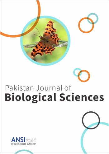 Pakistan Journal of Biological Sciences