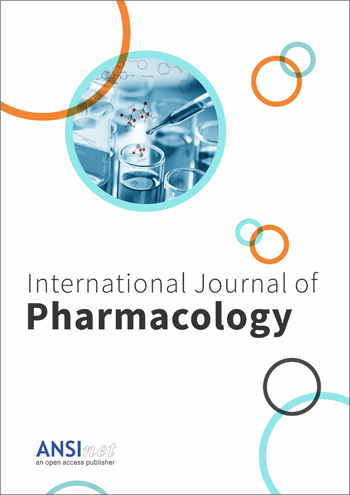 International Journal of Pharmacology