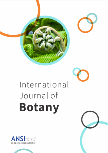 International Journal of Botany